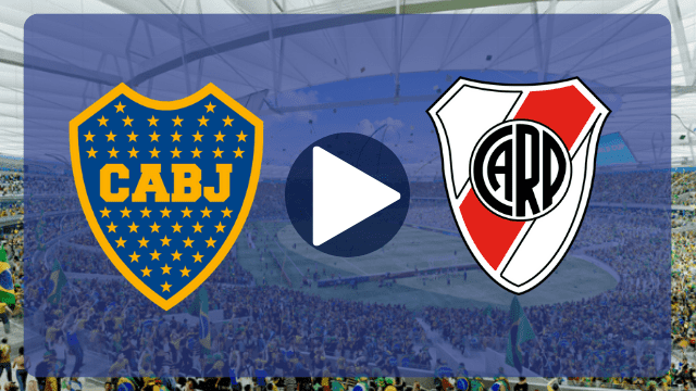 Assistir Boca Juniors x River Plate ao vivo